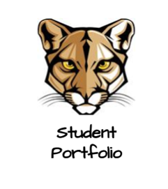 Link to student portfolio on google drive