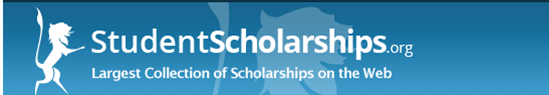 Link to studentscholarships.org website