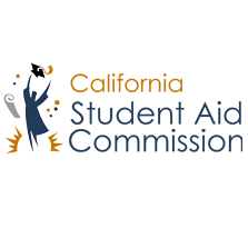 Link to the California Student Aid commission website